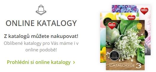 Aktuální dedra katalog